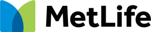 MetLife Logo in white